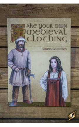 Odzież Średniowieczna - Stroje wikingów