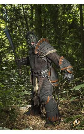Orc Brute Armour - Black