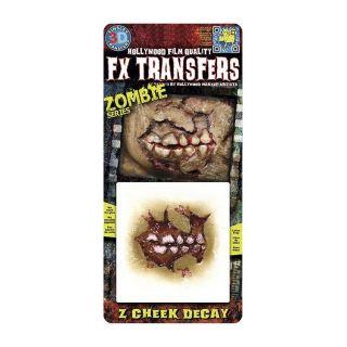 Zombie Cheek Decay