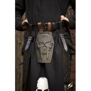 CQ Undead Skull Plate