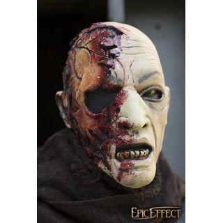Half Face Zombie