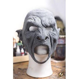 Maska potwornego ork - niemalowana - 59-61 cm
