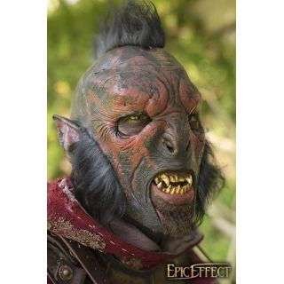 Carnal Orc w Hair - Red - 57-59 cm