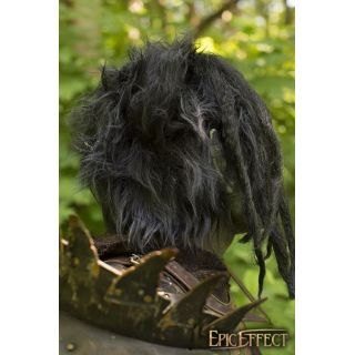 Orc Brute w. Hair - Green - 57-59 cm
