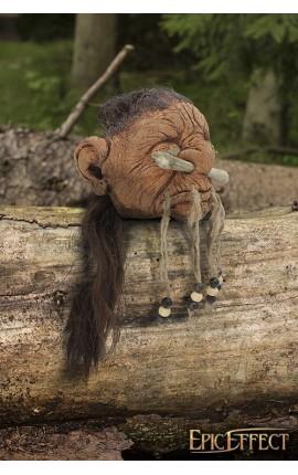 Skurczona głowa - Człowiek