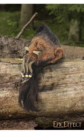 Skurczona głowa - Krasnolud