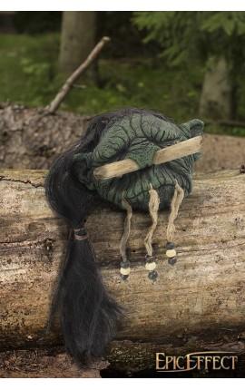 Skurczona głowa - Ork