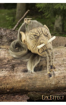 Skurczona głowa - Elf