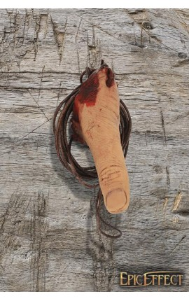 Trofeum - ludzki kciuk