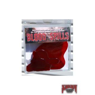 ScareCrow Blood Spills