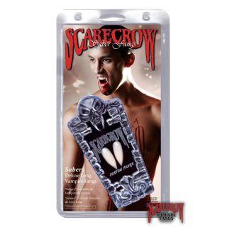ScareCrow Vampire Fangs - Sabers