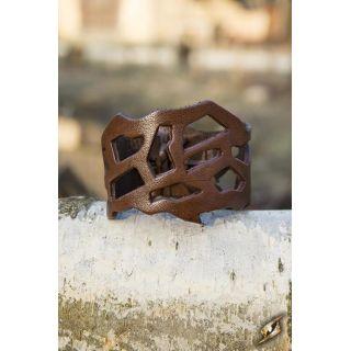 Filigree Bracelet - Brown
