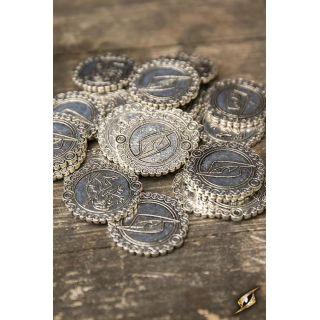 Coins - Silver Lion - 30 pcs
