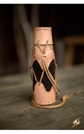 Laced Bottle Holder - Natural