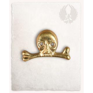 Belt decoration - skull