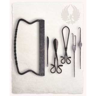 Zestaw Chirurgiczny Dla Medyka