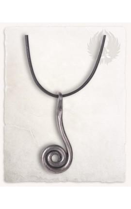 Naszyjnik - spirala