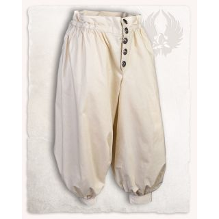 Ataman Trousers Cotton - cream
