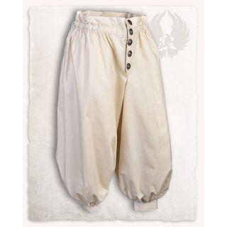 Spodnie Atamana - śmietanka