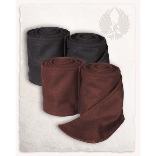 Hamond Puttee Wool - brown