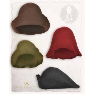 "Felt Hat ""Bruno"" - Black"