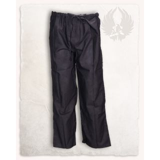 Philipp Pants Cotton - black