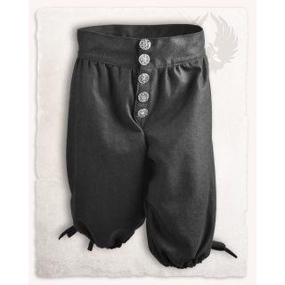 Spodnie Tilly - wełniane - szare