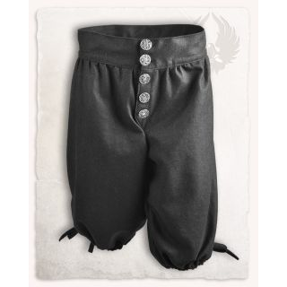 Tilly Trousers - Wool - Gray