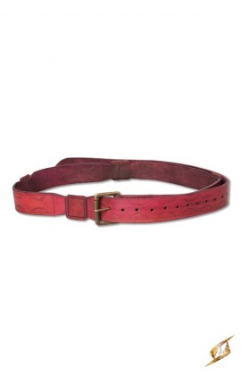 Pas Aruthian - czerwony - 160cm