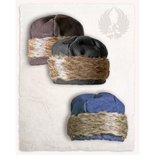 "Wool Fur Cap ""Ragi"""