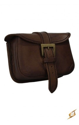 Warrior Bag - Brown - S 101661 Iron Fortress