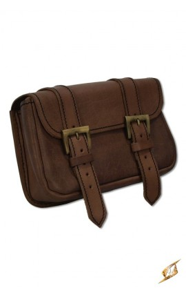 Warrior Bag - Brown - L 101663 Iron Fortress
