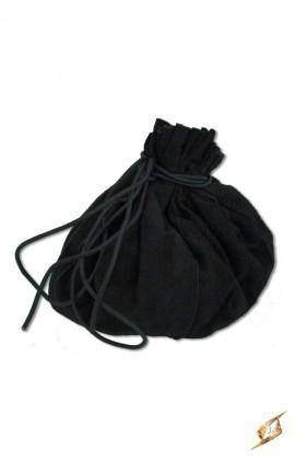 Round Bag - Black