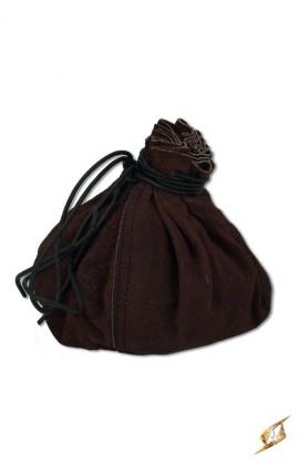 Round Bag - Brown