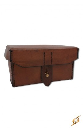 Imperial Leather Bag - Brown