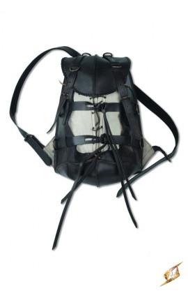 Plecak Poszukiwacza Przygód - Ciemny brąz