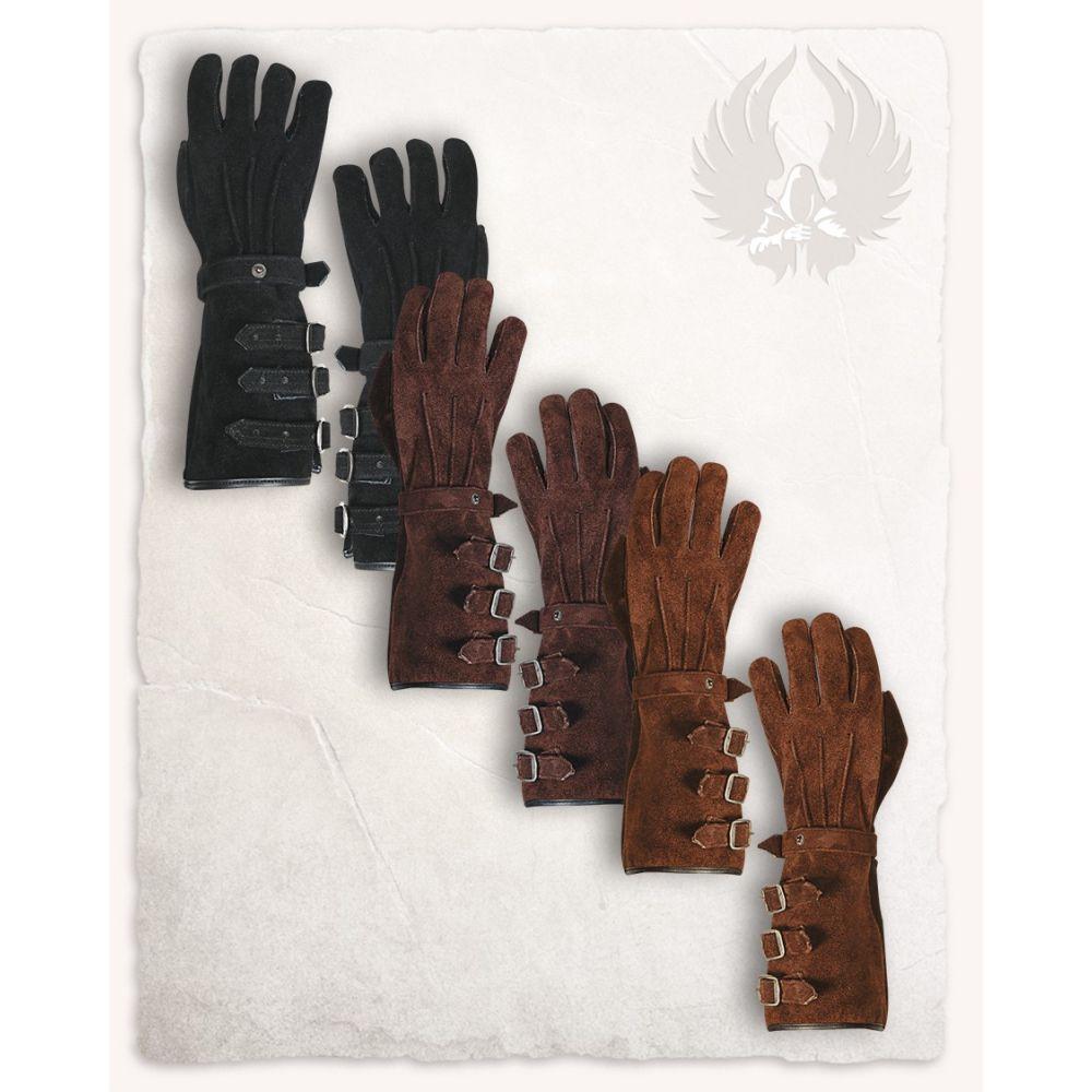 Kandor Gloves Suede
