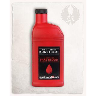 Bottle of Fake Blood