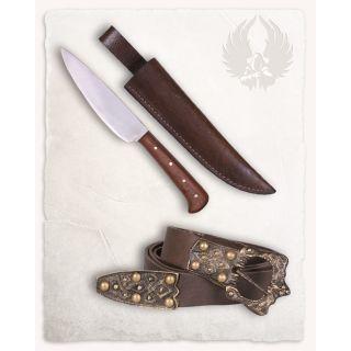 Nóż Farmera - zestaw z paskiem