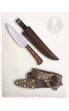Farmer's Knife - set with belt