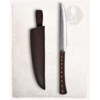 Nóż Vera z drewnianą rączką