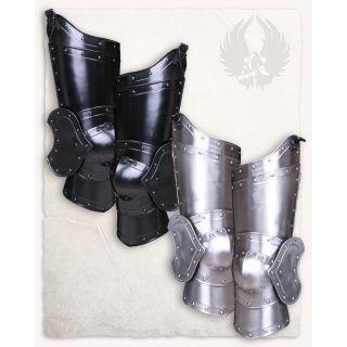 Pełna zbroja nóg Balthasar