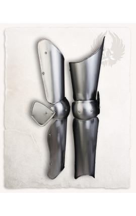 Pełna zbroja nóg Elias