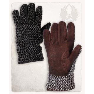 Richard - rękawice kolcze