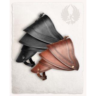 Crisso leather spaulder 2nd ed