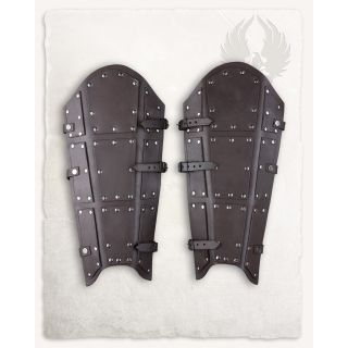 Quintus greaves - split leather
