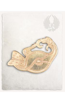 Broszka Bird of Prey