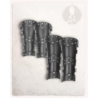 Tobi guard set - black