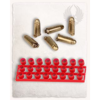 Bullets for decoration pistols