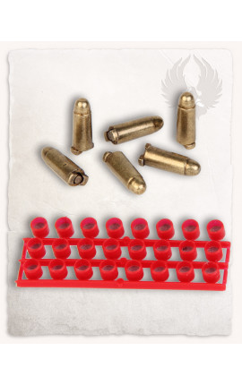 Naboje do pistoletów larpowych